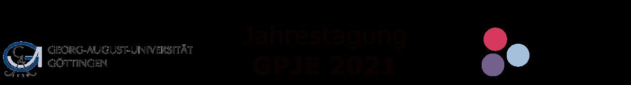 Jahrestagung  GPJE 2021